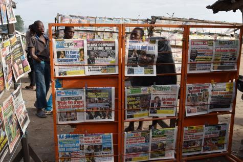 Revue de presse,Bamba Moriféré