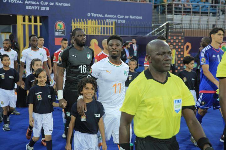 Football,Can 2019,Serge Aurier,Eléphants de Côte d'Ivoire,Mali