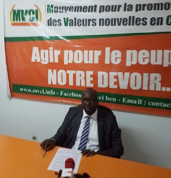 Bamba Moriféré,MVCI,interpellation
