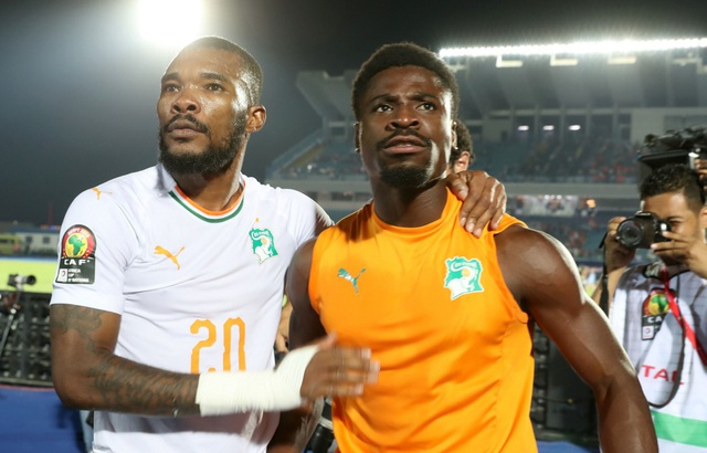 Football,Can 2019,Serge Aurier,Éléphants de Côte d'Ivoire