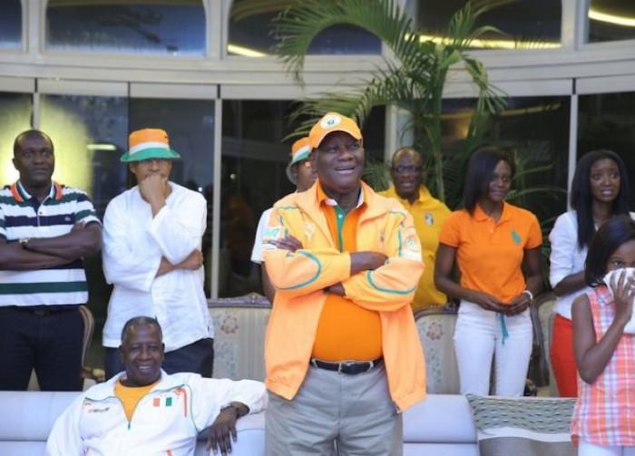 Football,Can 2019,Alassane Ouattara,Président de la République