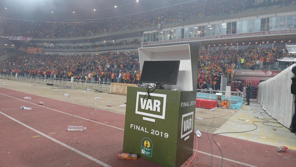 Football,can 2019,Var,Côte d'Ivoire,Algérie