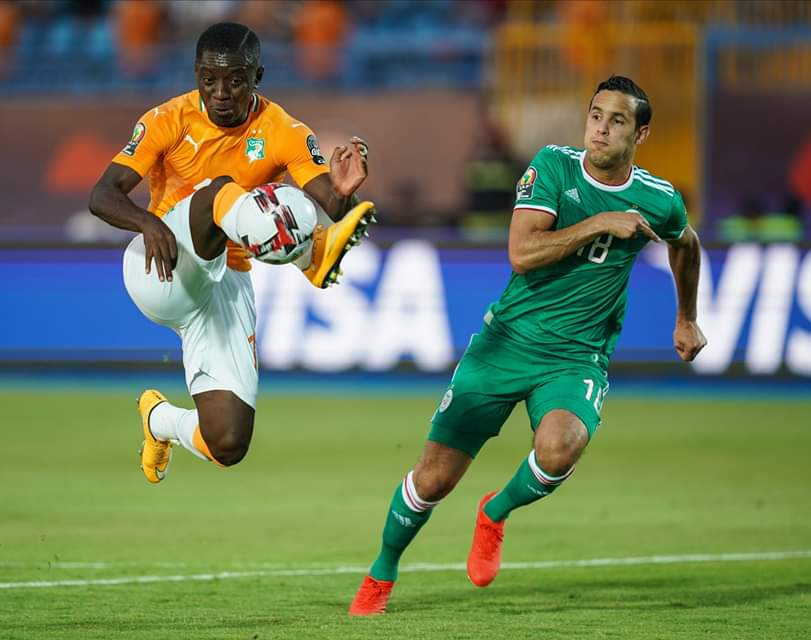 Football,Can 2019,Elépahnts de cote d'Ivoire