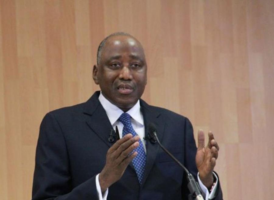 Amadou Gon,Année du social