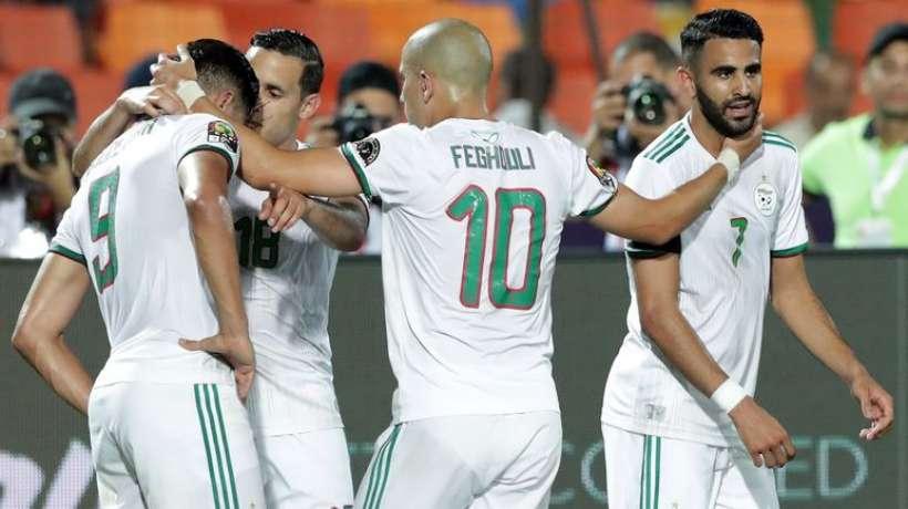Football,Can 2019,Riyad Mahrez,Algérie,Sénégal,Algérie Sénégal