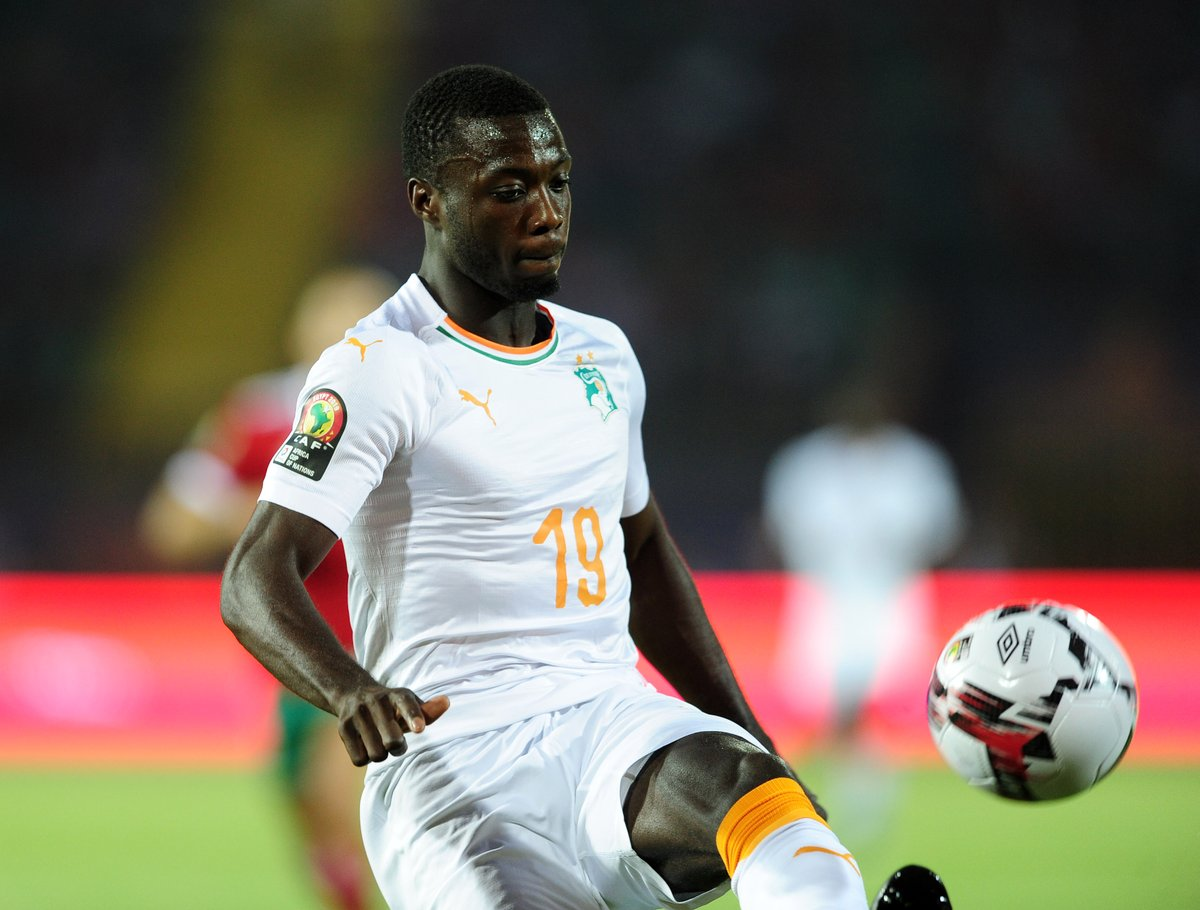 Football,Can 2019,Nicolas Pépé