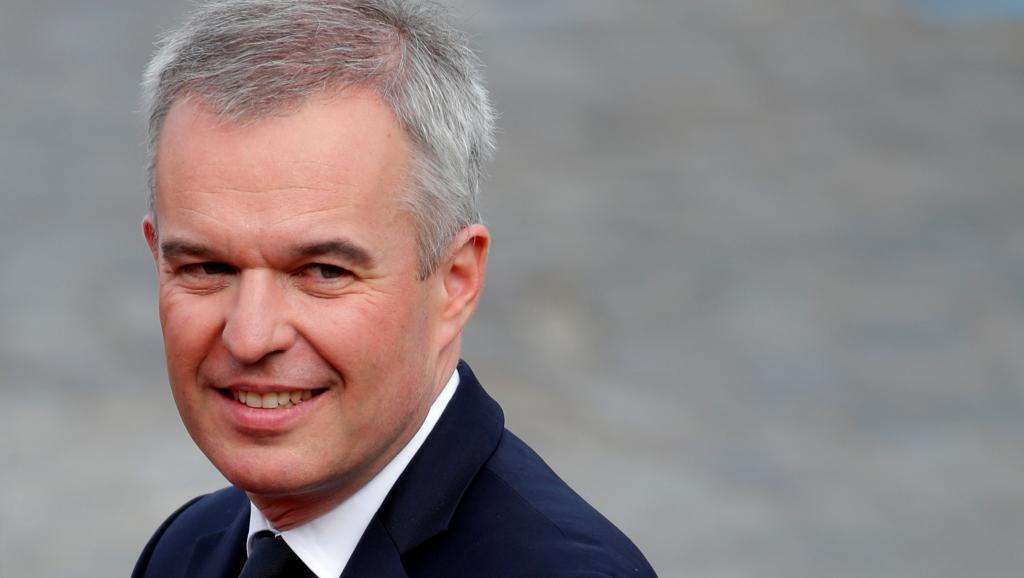 France,François de Rugy,Le ministre de la Transition écologique