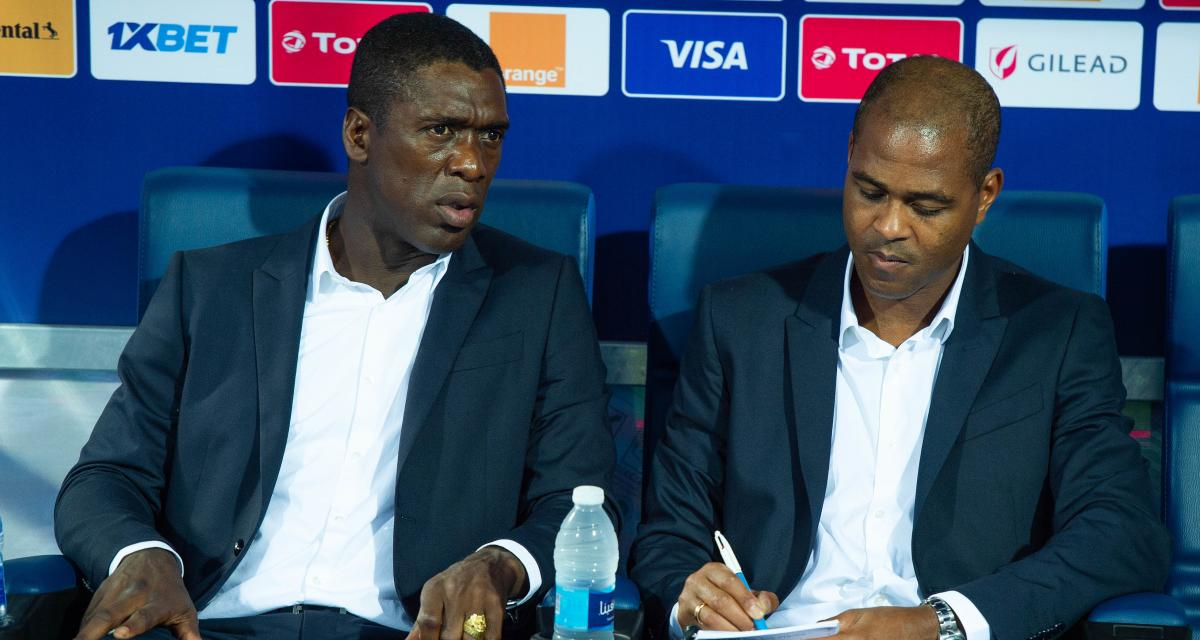 Footbell,Can 2019,Clarence Seedorf,Patrick Kluivert,Cameroun