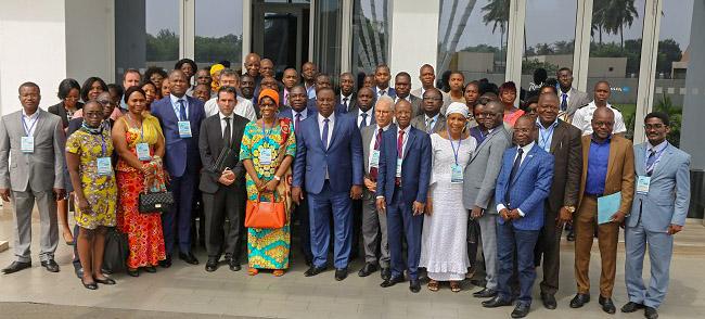Ressources halieutiques,ministre Adjoumani,conférence