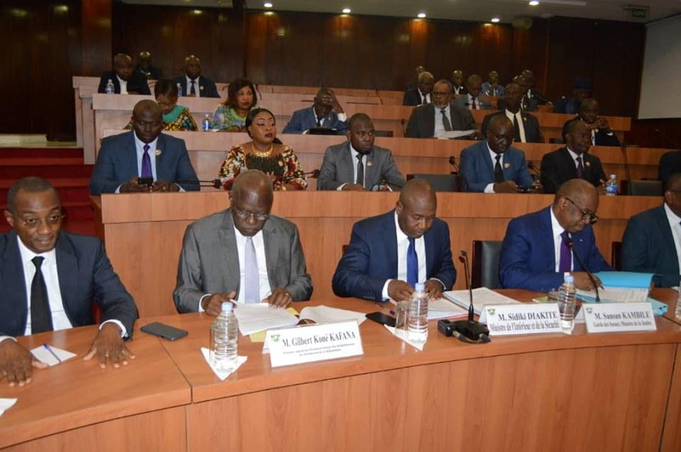 Reforme CEI,Adoption projet de loi,Assemblée nationale