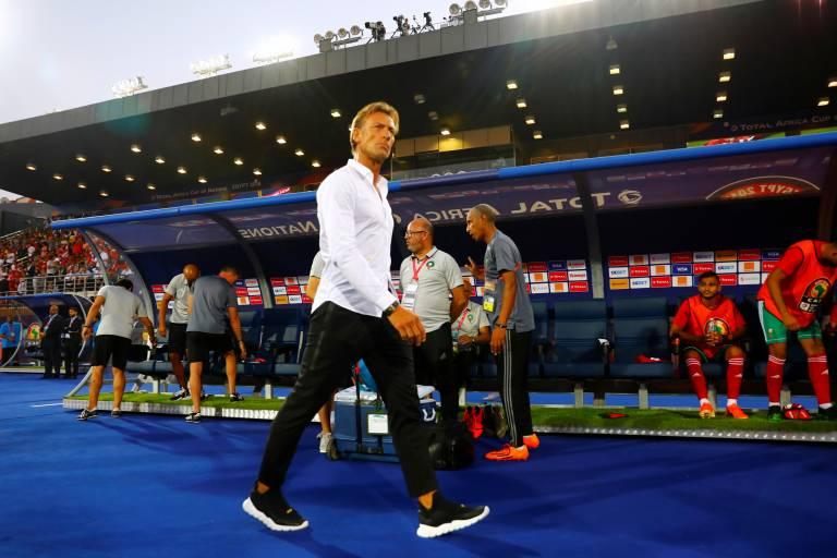 Football,Can 2019,Maroc,Hervé Renard