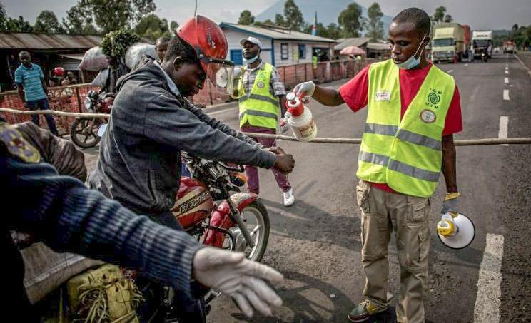 Ebola,RD Congo,mondial