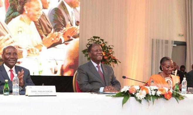 Réunion du RHDP,Ouattara,Nouvelles nominations