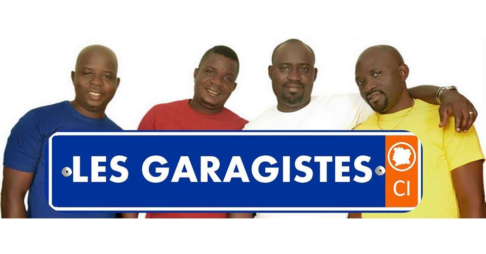Les garagistes,concert