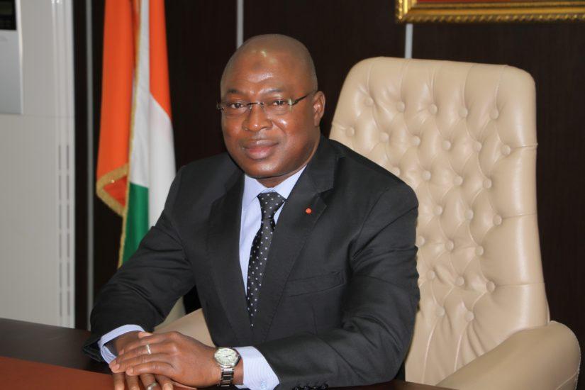 ministre de la Fonction publique,Issa Coulibaly