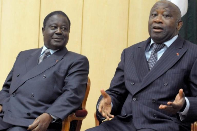 Rencontre Bédié-Gbagbo,Bruxelles