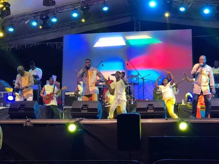 Concert des Garagistes, Amadou Gon Coulibaly,