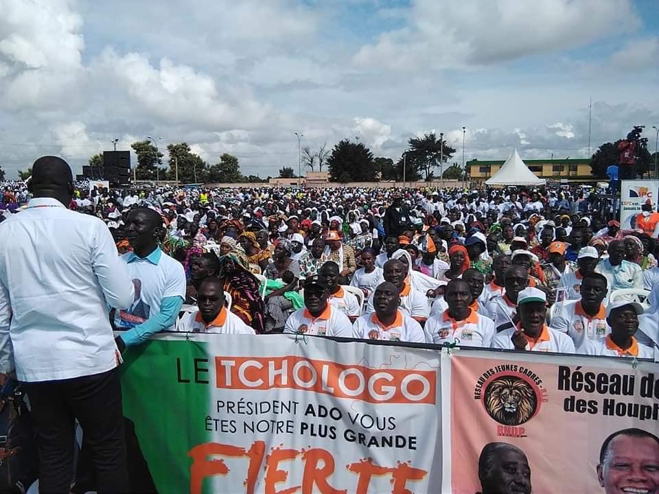 Revue de presse,Titrologie,Journée d'hommage à  Alassane Ouattara,Ferkéssédougou,Nady Bamba,Amadou Gon Coulibaly