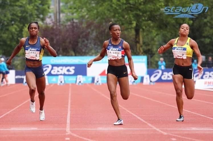 Athlétisme,Arthur Cissé Gue,Marie Josée Ta Lou