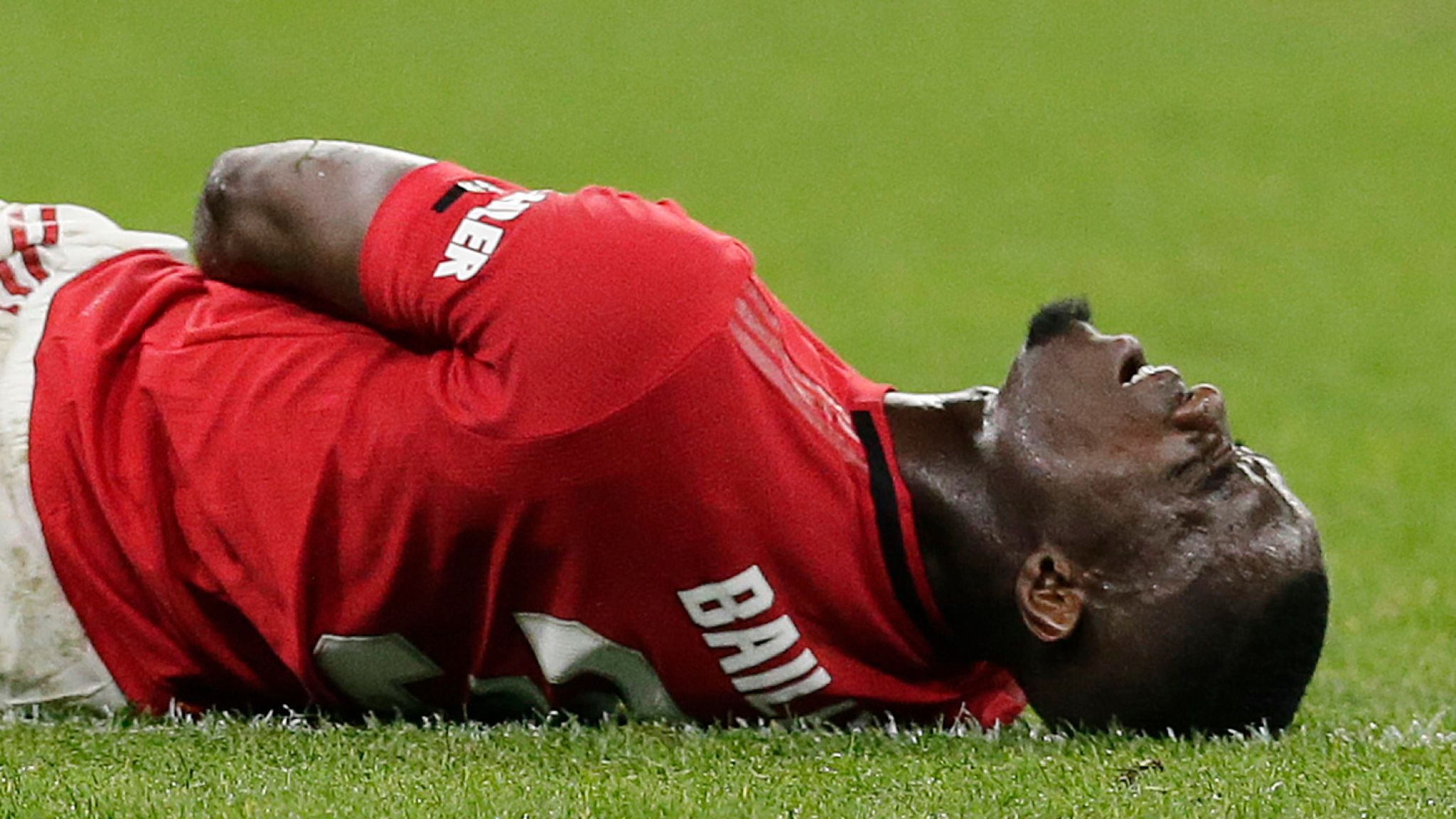 Football,Eric Bailly,Manchester United