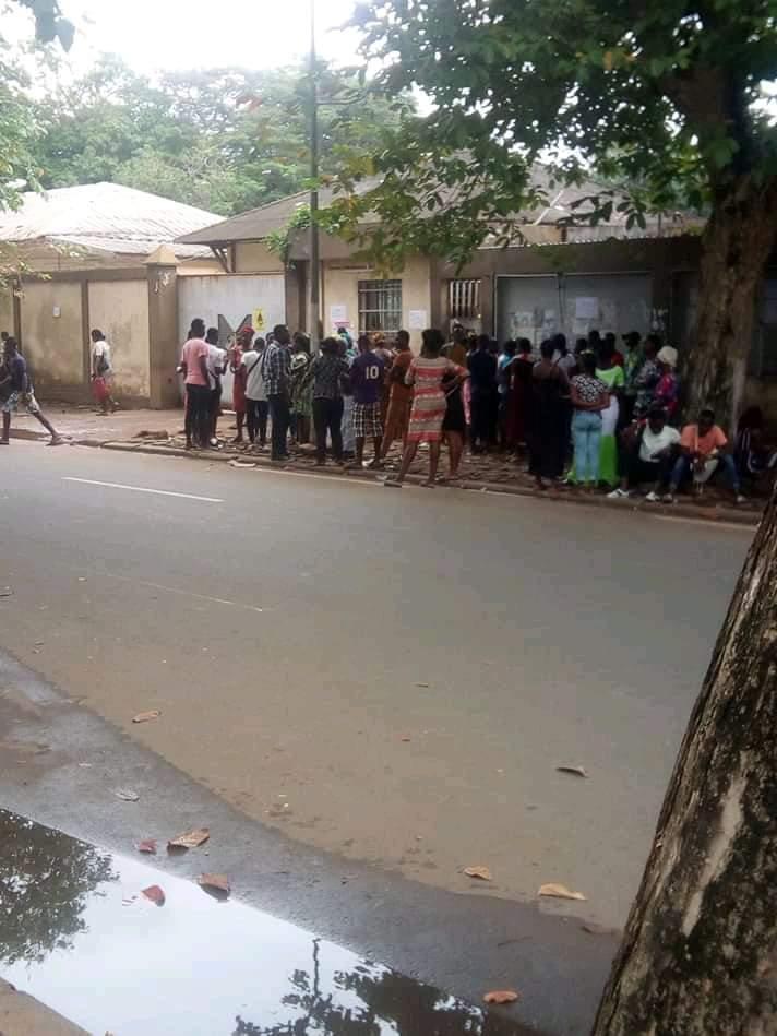 Côte d'Ivoire,Bac 2 019,fraude