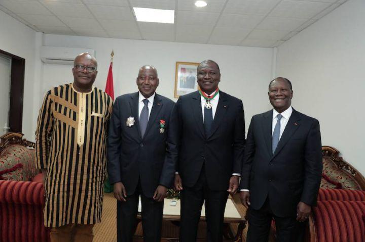 8è sommet,TAC,Alassane Ouattara,Rock Christian KABORE