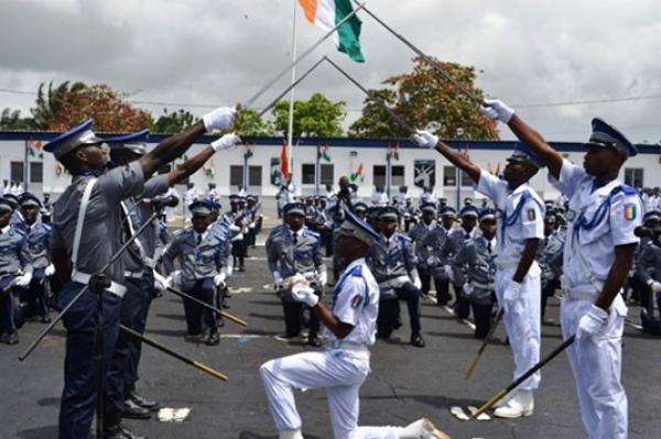 Ecole de gendarmerie,Baptême de promotion,Prestation de serment