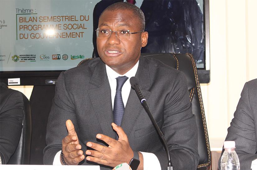 PS-Gouv,programme social,Sidi Touré