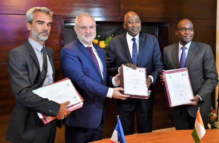 Prêt de la France à la Côte d'Ivoire,Financement projets