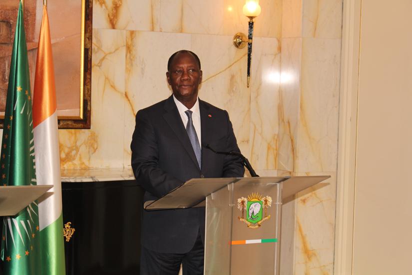 Alassane Ouattara,Pauvreté,Côte d'Ivoire