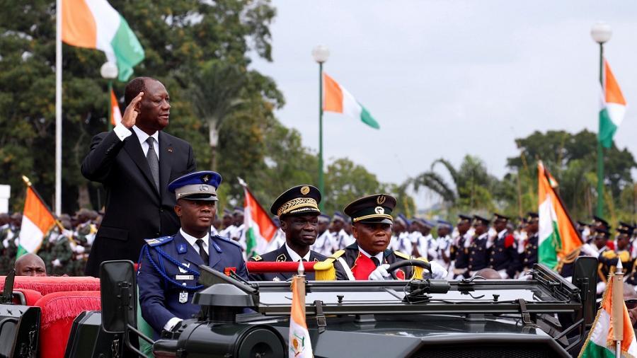 59e,indépendance,Côte d'Ivoire,défilé