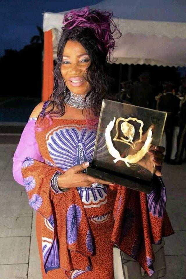 Prix dexcellence 2019,Akissi Delta