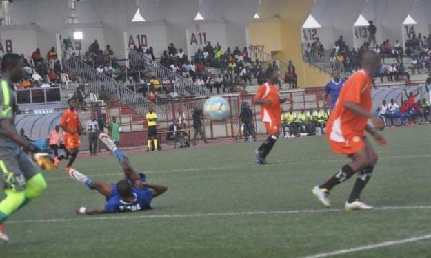 Football,Ligue1,Cote d'Ivoire,Soa