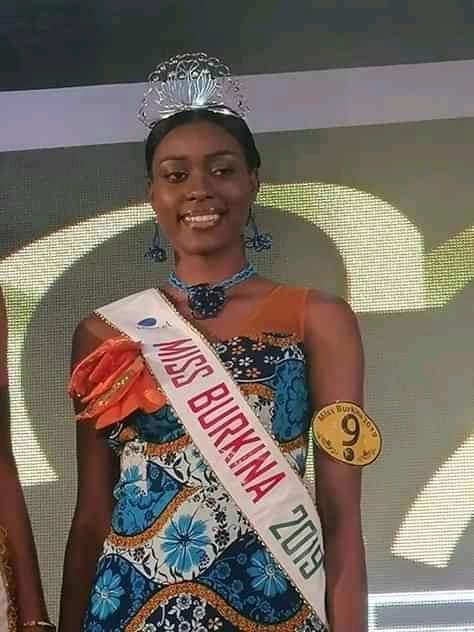 Miss Burkina Faso  2019,