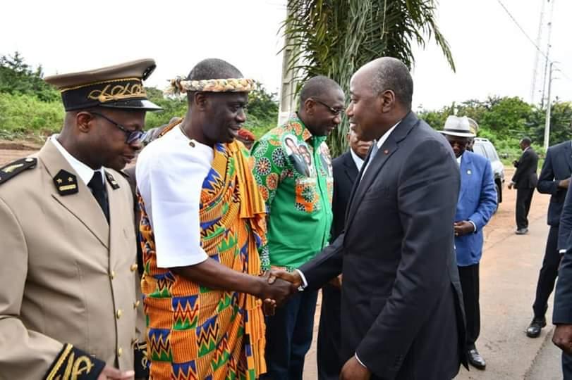 Réhabilitation de Yamoussoukro,Premier ministre,Amadou Gon Coulibaly
