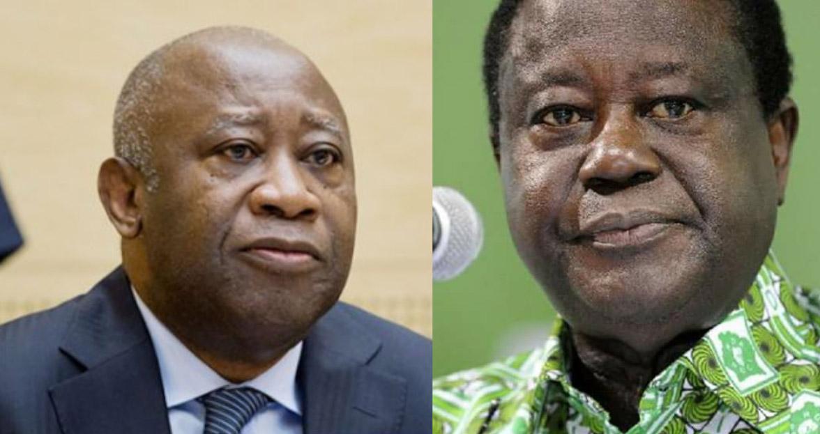 Bédié-Gbagbo,pacte,Bruxelle