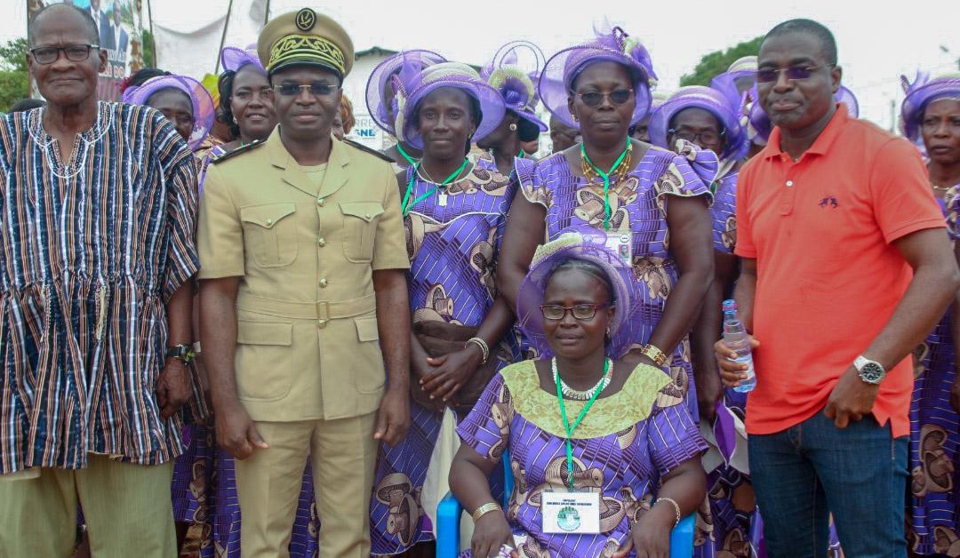 Assinie Mafia,Autonomisation de la femme,Prince Ignace Mossou Niamké,femmes battantes