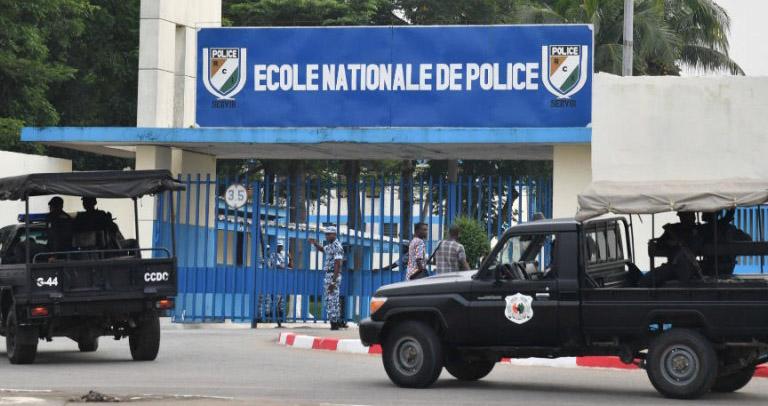 Scandale,École de police,homosexuel