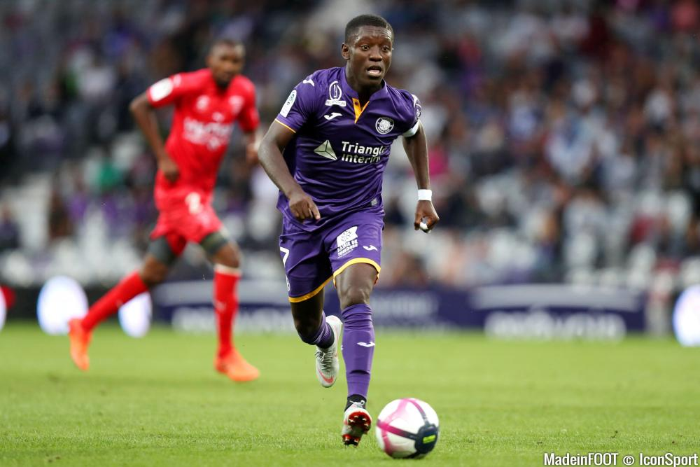 Football,Max Gradel,Toulouse