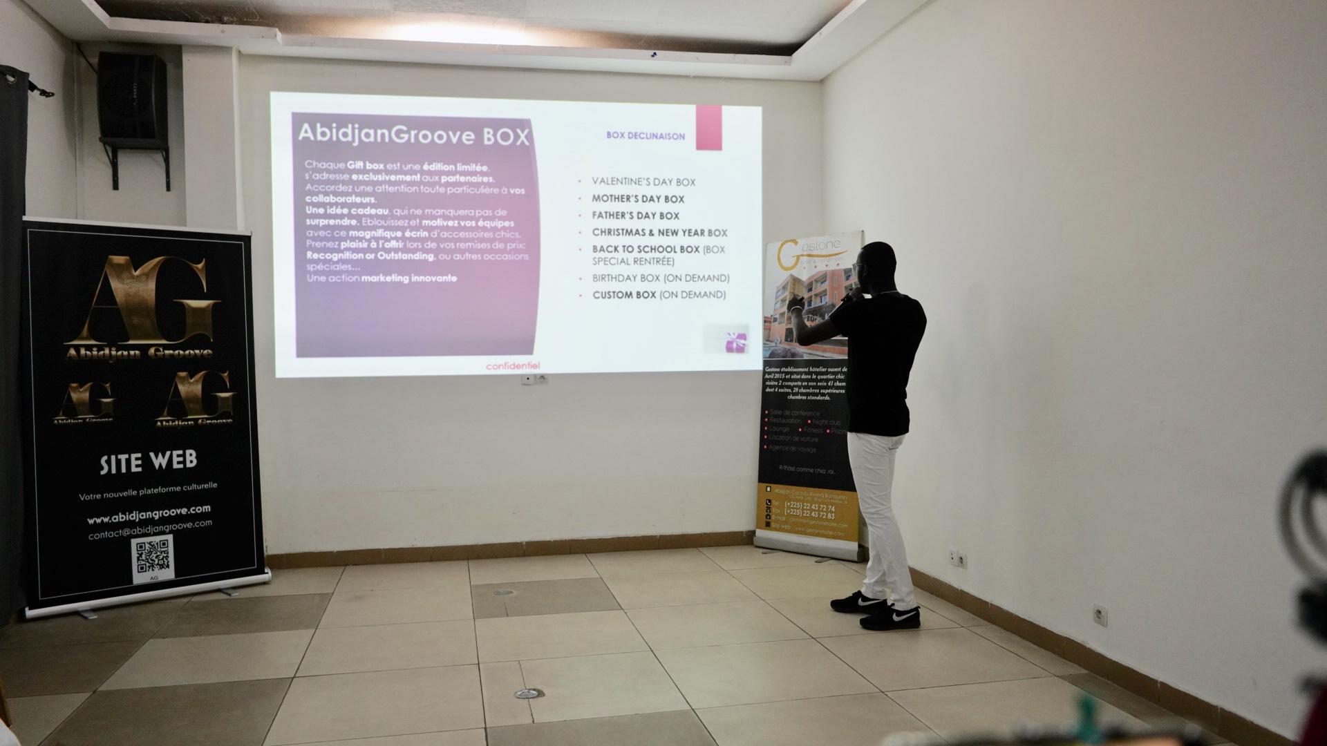 Abidjan Groove,  culture africaine,
