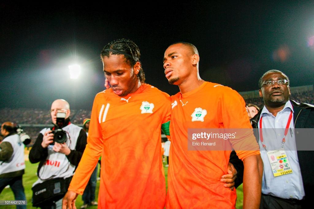 Football,Didier Drogba,Kalou Bonaventure