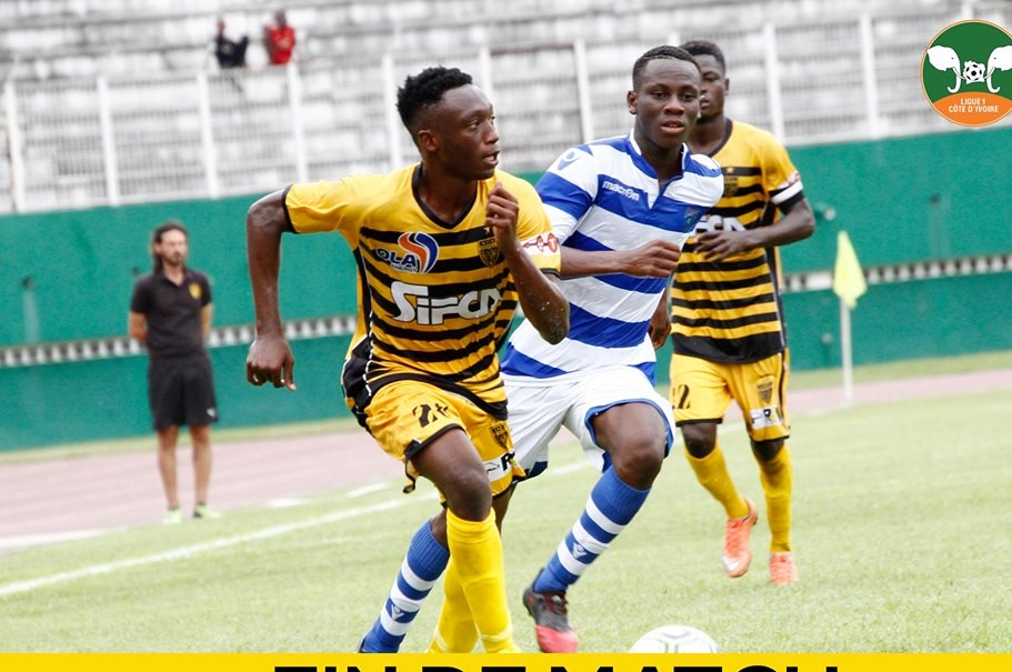 Football,Asec Mimosas,Racing Club d'Abidjan