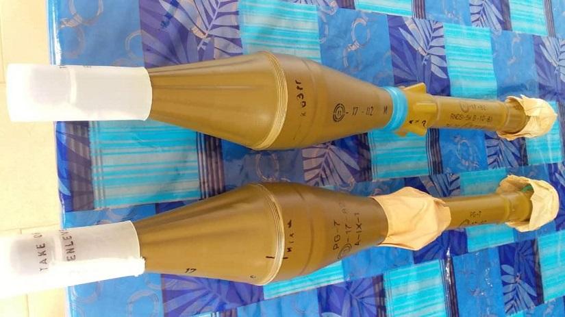 découverte roquette,Bongouanou