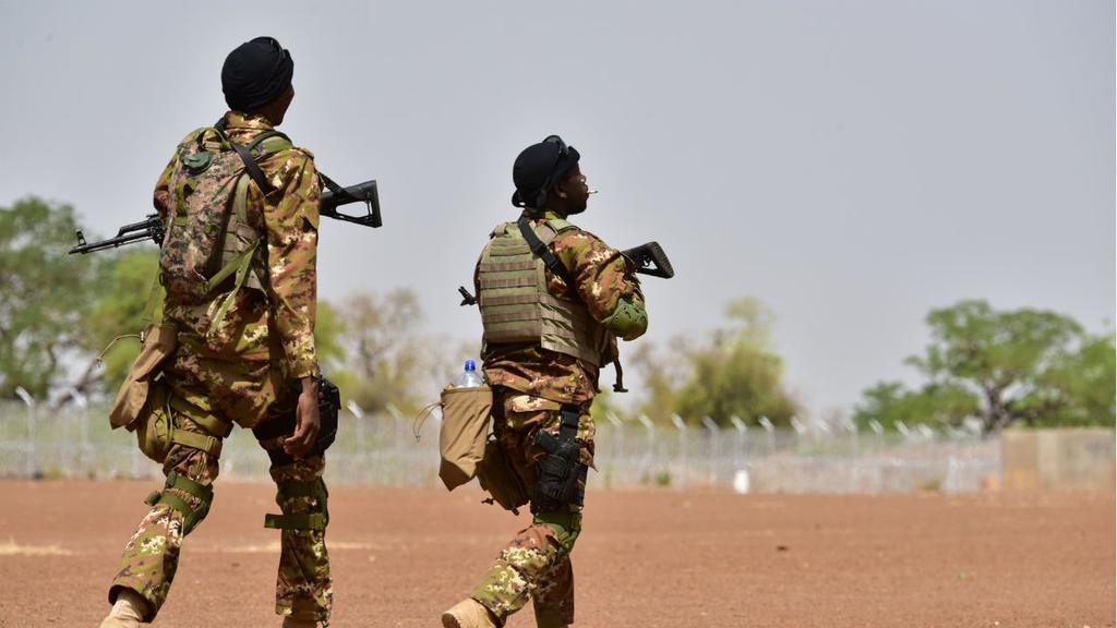 Burkina Faso,Jihadistes