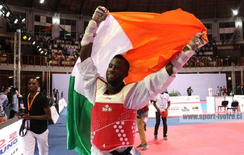 Jeux africains 2019,Côte d'Ivoire,Taekwondo
