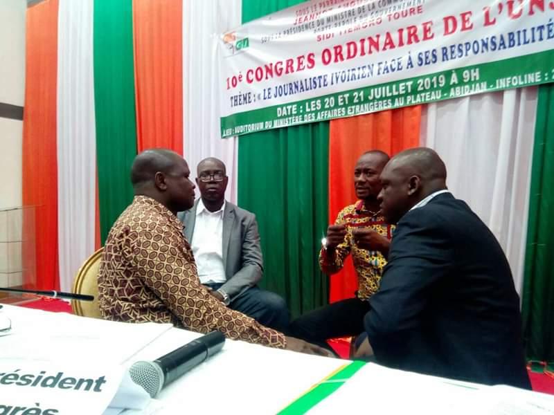 election unjci,Jean claude coulibaly,lance touré