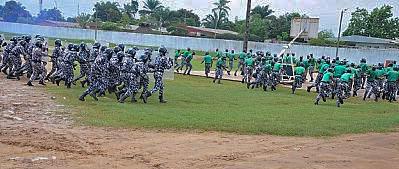 Abidjan,Attaques,Police