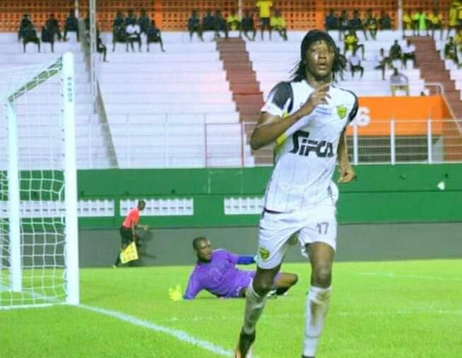Football,Asec Mimosas,Africa Sport,Kouamé Alphonse,Fonsinho