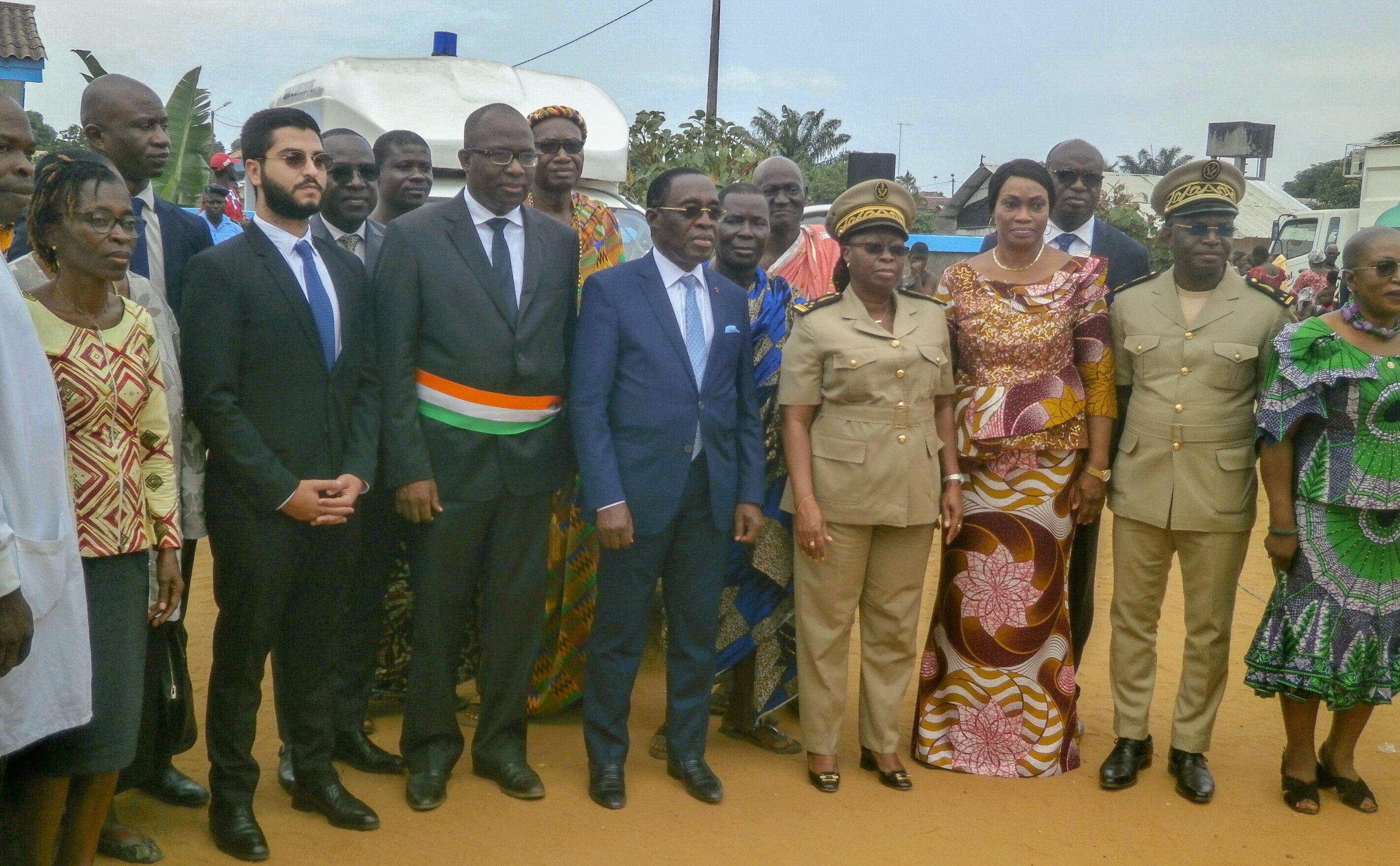 Assinie,Journée médicale gratuite,Aka Aouélé,Santé,Hippolyte Ebagnitchie