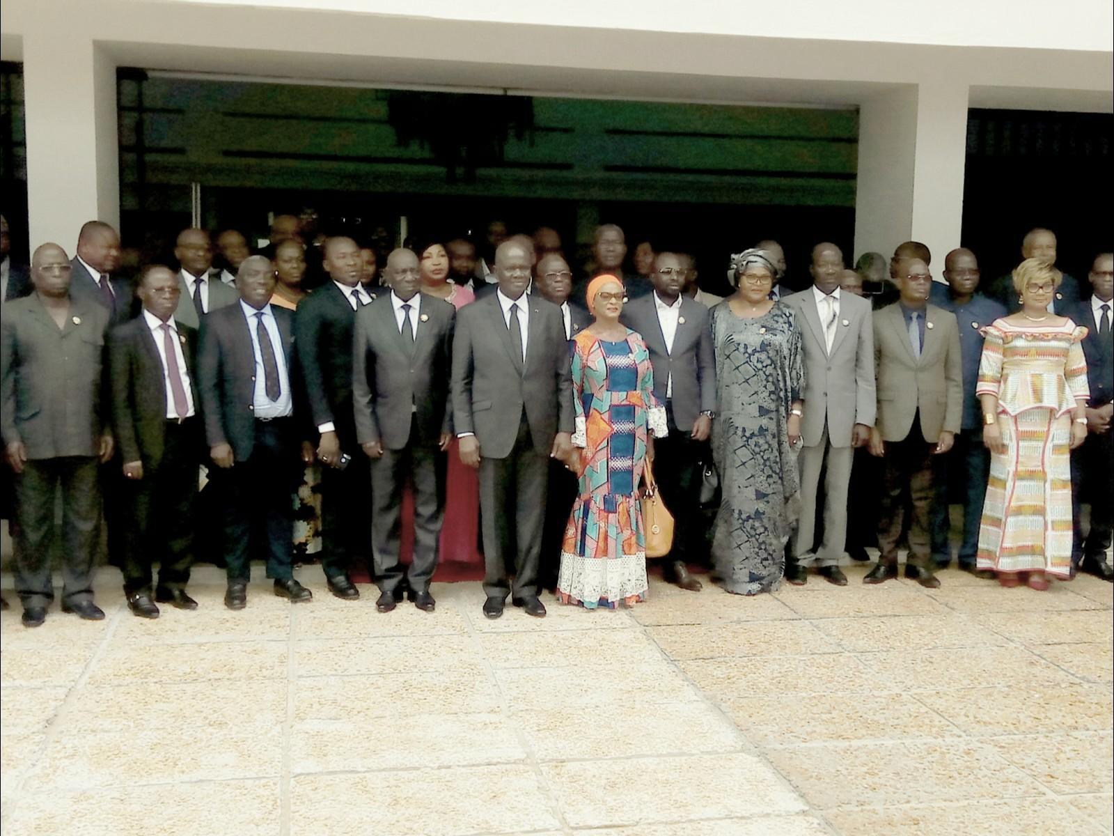 Assemblée nationale,Amadou Soumahoro